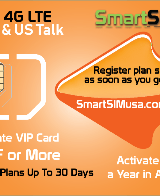 Smart Sim Basic Orange perfect